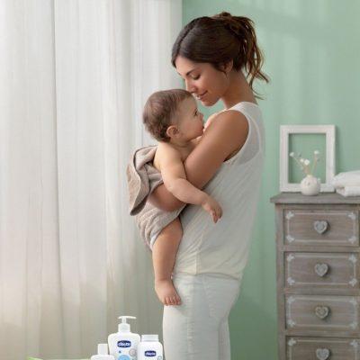 prodotti bagnetto baby moments set chicco