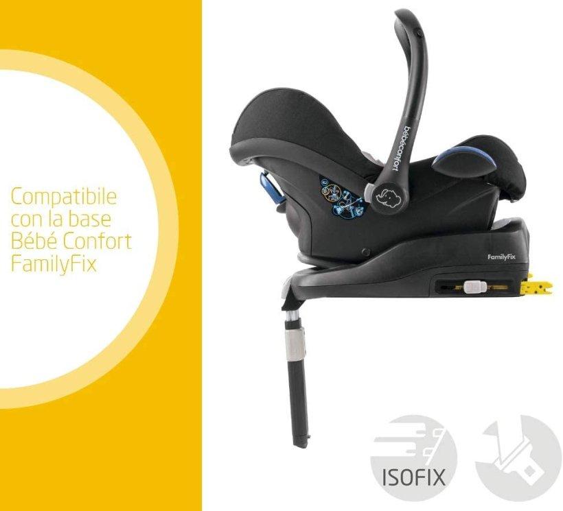 seggiolino auto bebe confort cabriofix