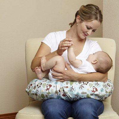 cuscino allattamento boppy chicco