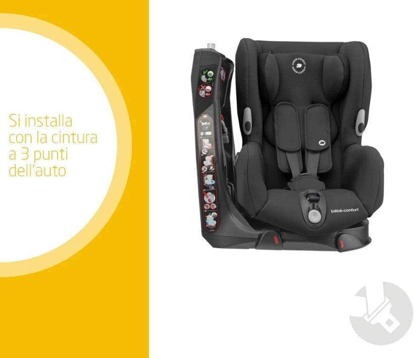 seggiolino auto bebe confort axiss