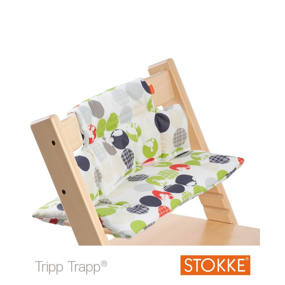 cuscino del seggiolone tripp trapp stokke
