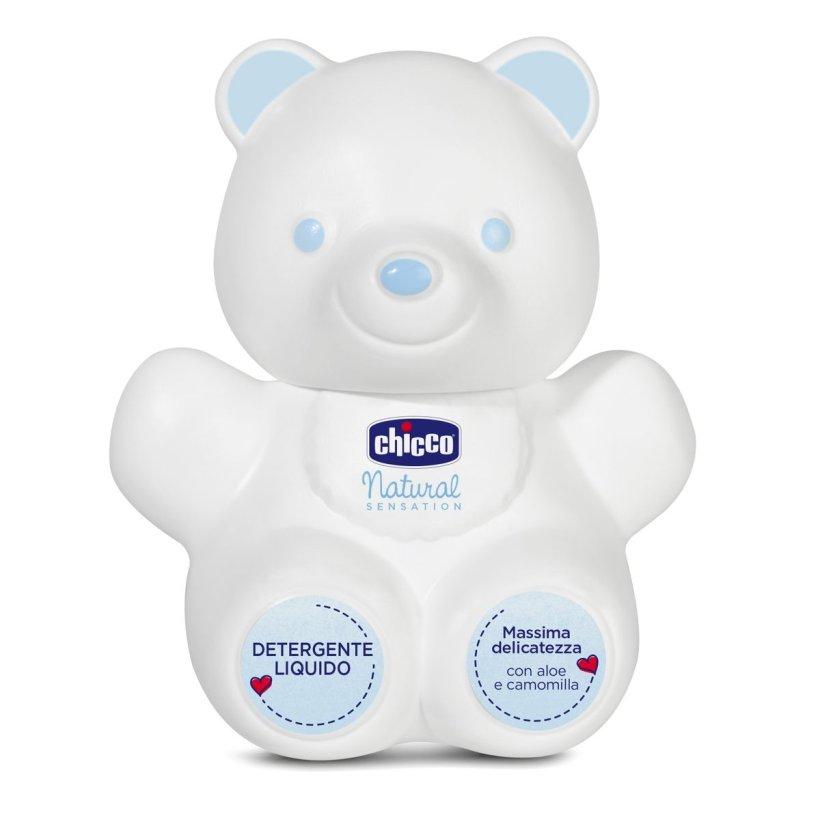 detergente liquido chicco orsetto