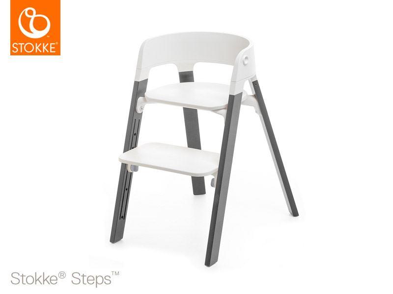 Stokke Steps Storm Grey colore grigio