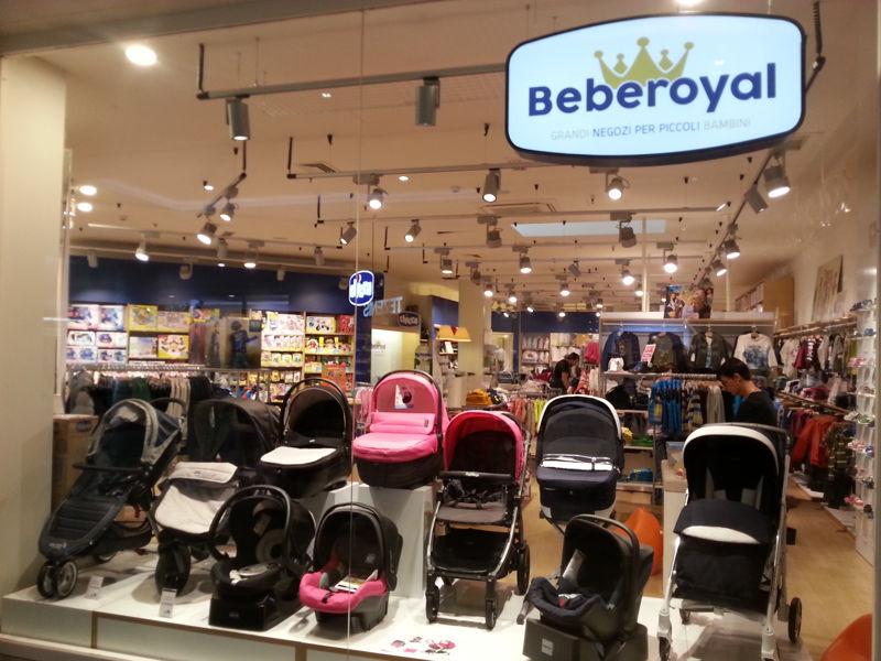 Futuro Baby Ferrara negozio prima infanzia centro commerciale il castello