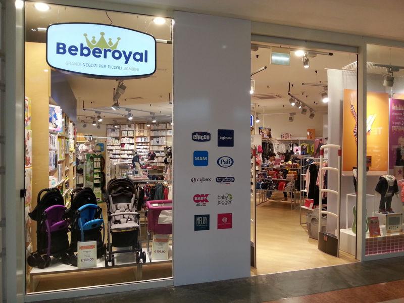 centro commerciale beberoyal ferrara futuro baby