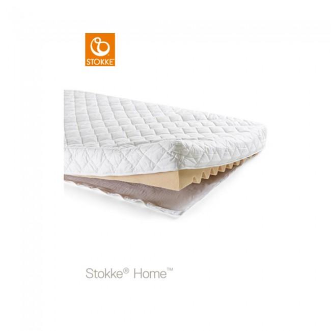 particolare del materasso per letto stokke home