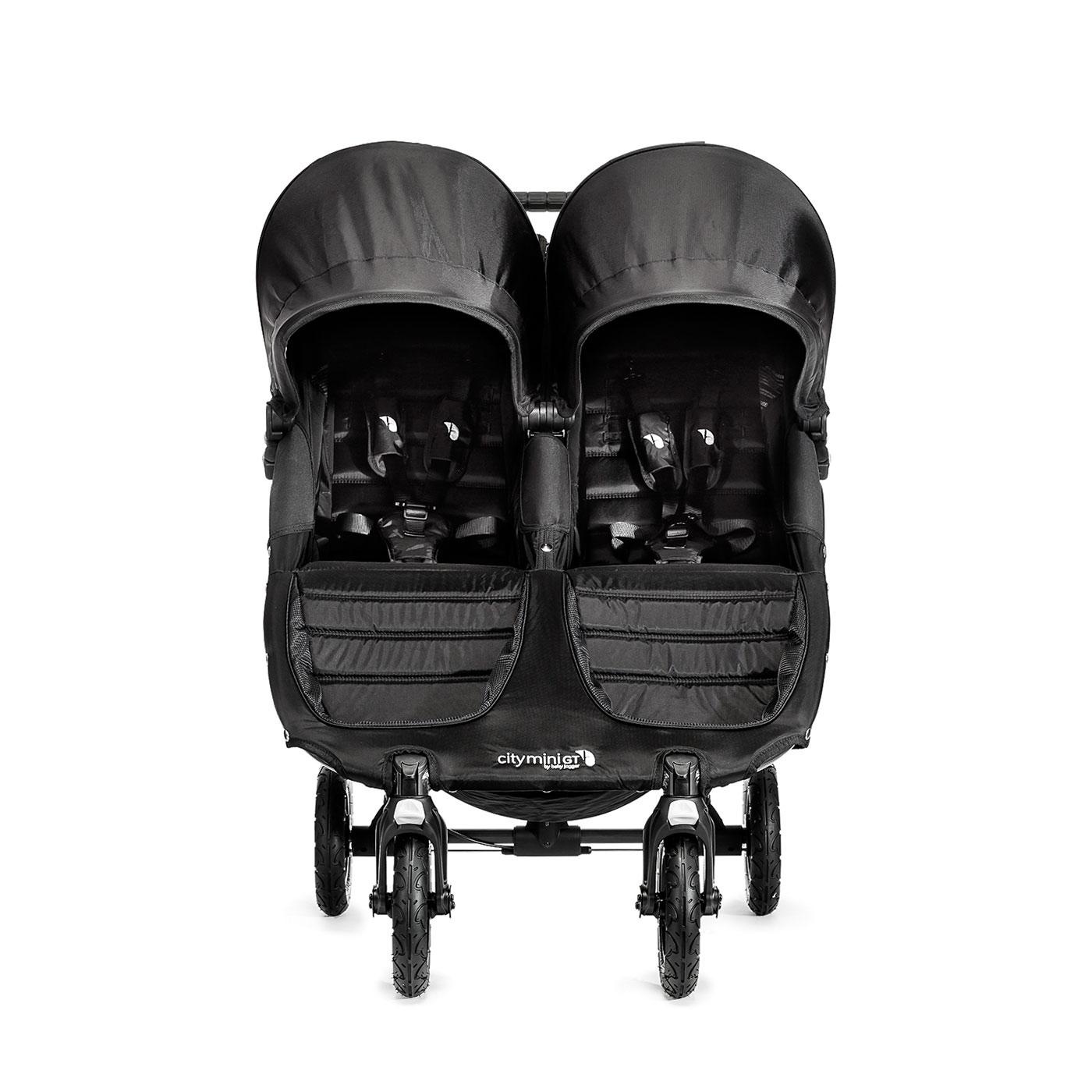 Baby Jogger City Mini Double GT Black