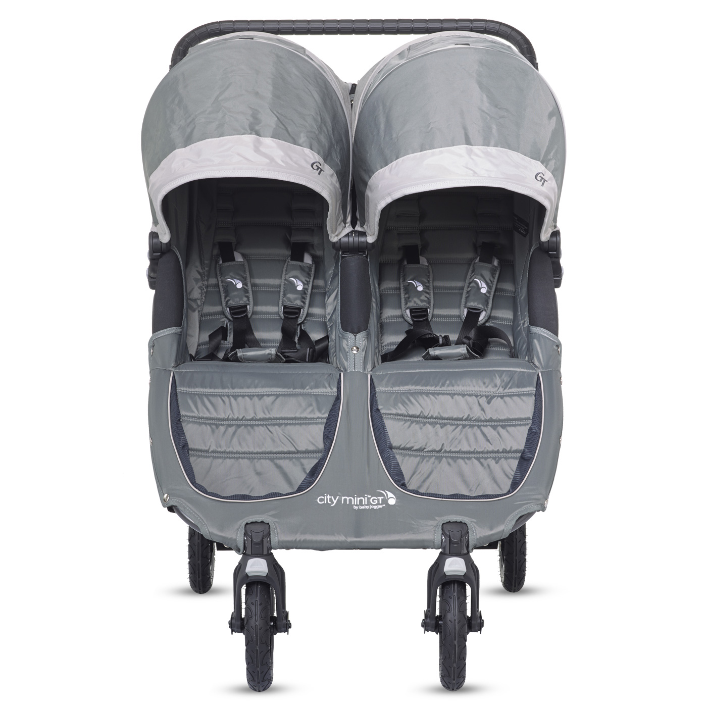 Baby Jogger City Mini Double GT Steel Gray
