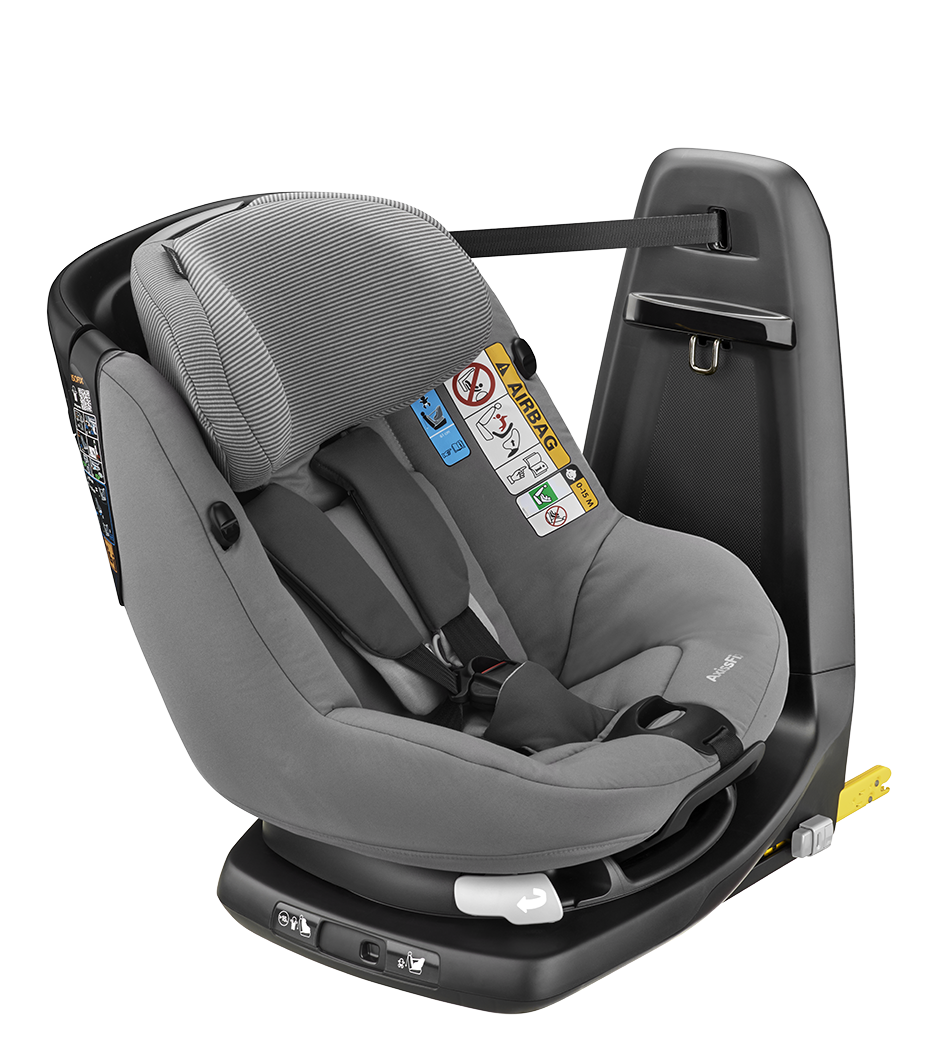 Seggiolino Auto Bébé Confort AxissFix Concrete Grey