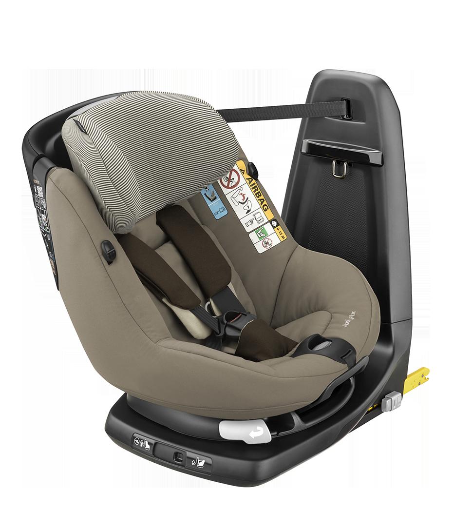 Seggiolino Auto Bébé Confort AxissFix Earth Brown