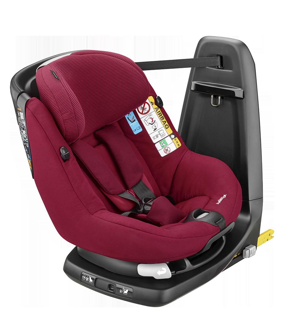 Seggiolino Auto Bébé Confort AxissFix Robin Red