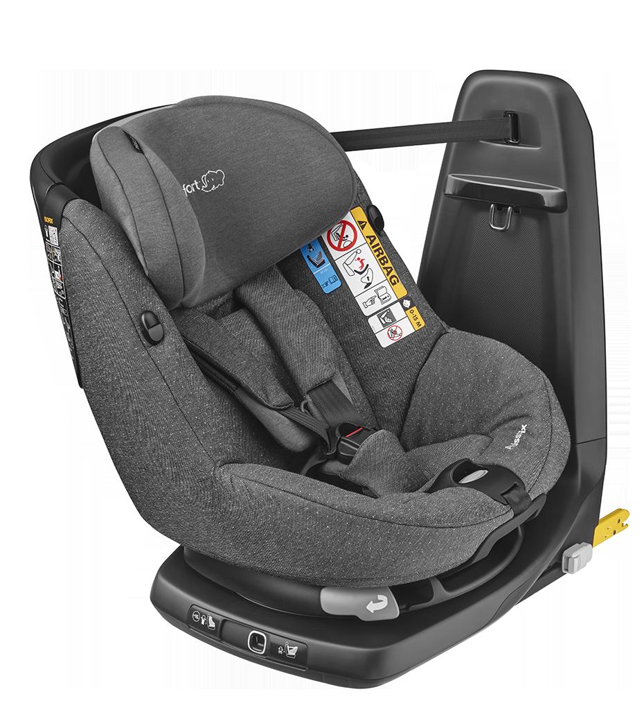 Seggiolino Auto Bébé Confort AxissFix Sparkling Grey