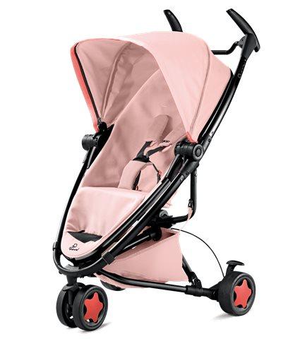passeggino quinny zapp xtra2 pink pastel