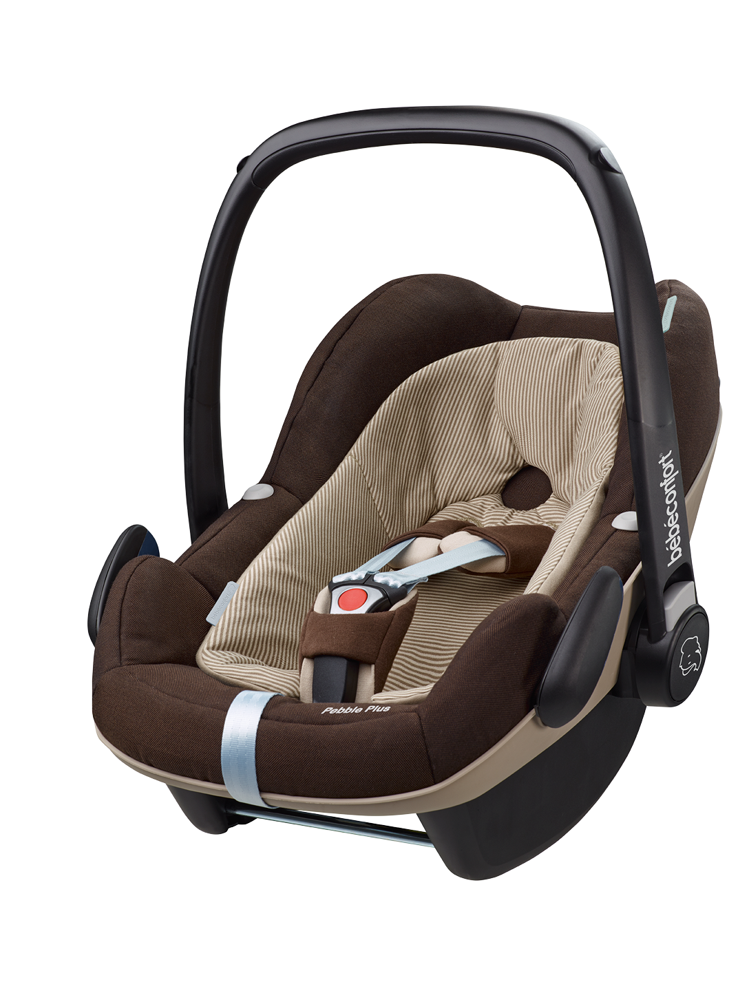 Seggiolino Auto i-Size Bébé Confort Pebble Plus Earth Brown