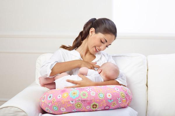 cuscino allattamento Boppy