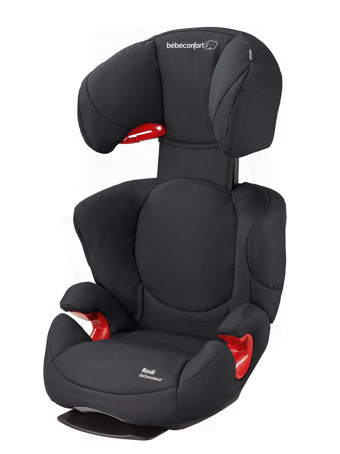 Seggiolino Auto Bèbè Confort Rodi AirProtect® Black Raven