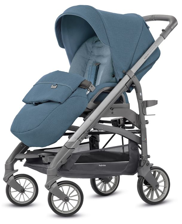 passeggino trilogy inglesina artic blue