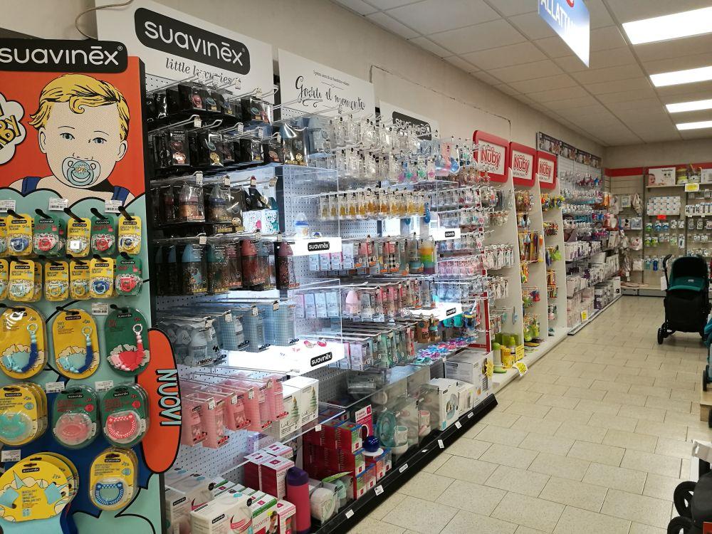 negozio prodotti per infanzia roma Priolo