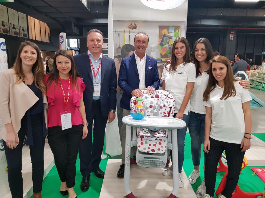 Consorzio Beberoyal al Toys Milano 2018