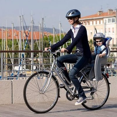 seggiolino bici okbaby baby shield