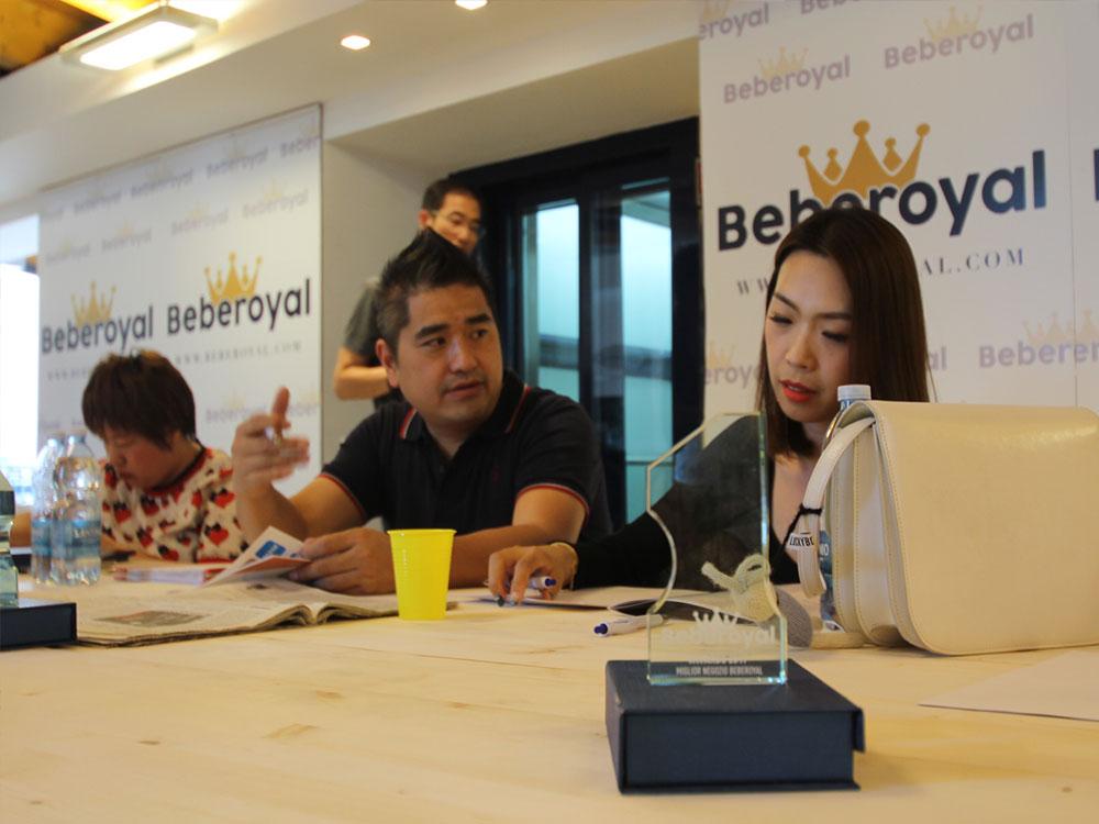 blogger e imprenditrice cinese, Shun Jing