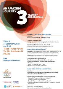 Beberoyal per i 3 anni di Alibaba in Italia: come valorizzare Made in Italy