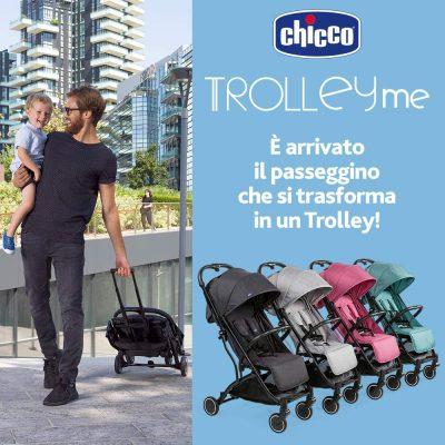 Chicco Passeggino Trolley Me