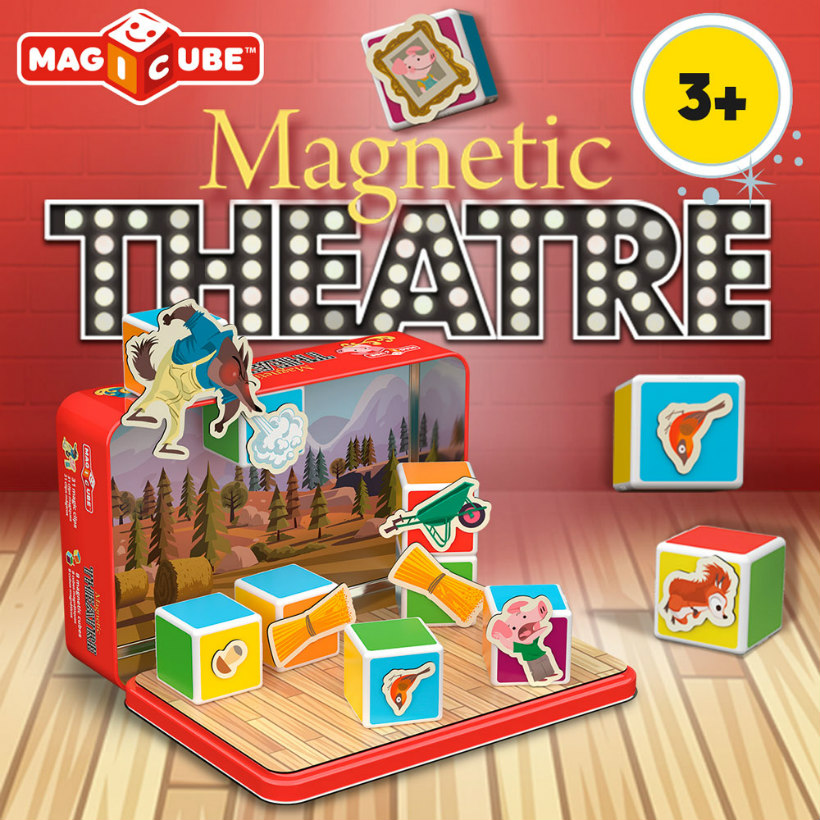 geomag magnetic theater