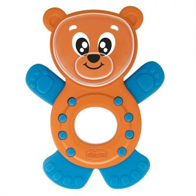 chicco baby senses orsetto massaggiagengive