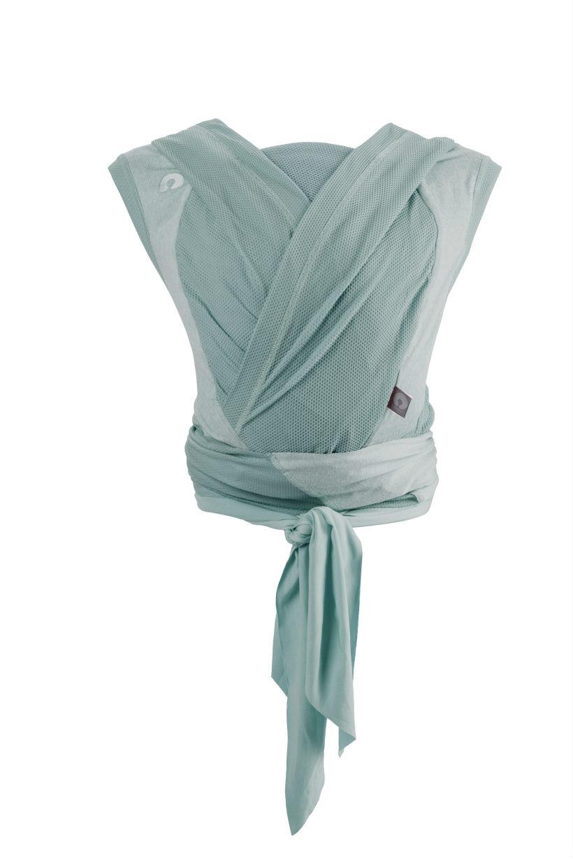 fascia-portabebe-boppy-comfyhug-silver-green_beberoyal