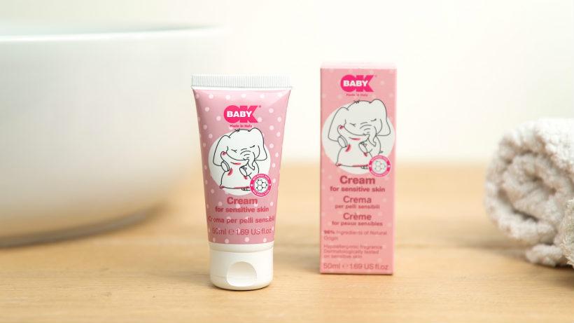 okbaby crema pelli sensibili