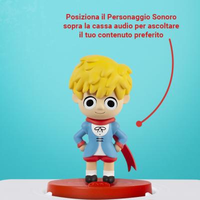 personaggio sonoro piccolo principe