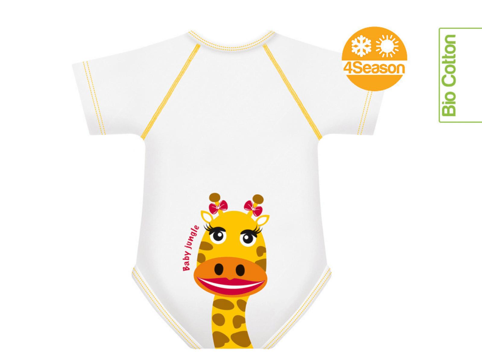 body-taglia-unica-j-bimbi-0-36-mesi-giraffa_beberoyal